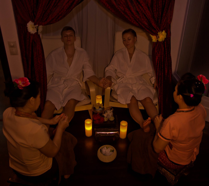 CROWN THAI SPA Тропарево