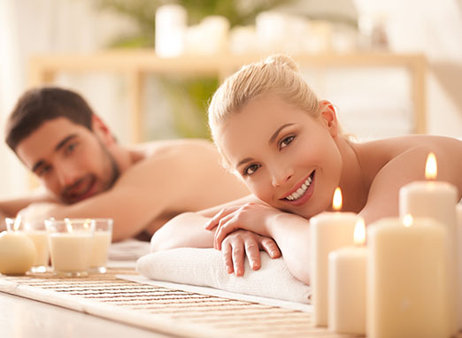 Gift Certificate for the SPA program THAI ROMANTIC MEETING FOR TWO PERSONS