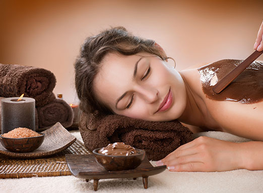 Gift Certificate for the SPA program CHOCOLATE PLEASURE