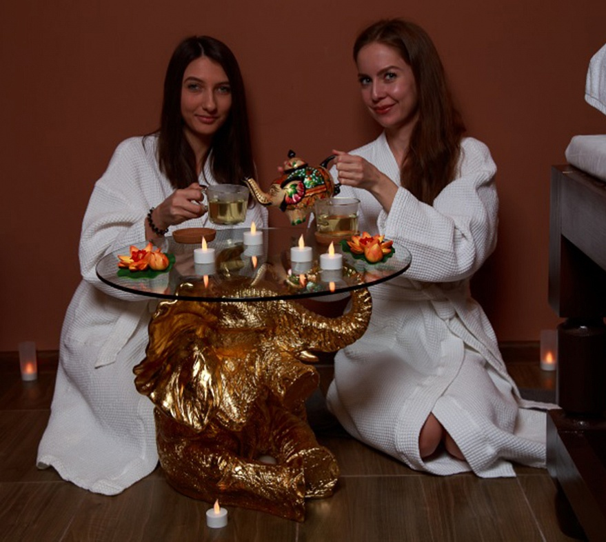 CROWN THAI SPA Кременчугская
