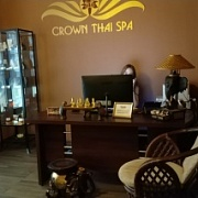 CROWN THAI SPA в Санкт-Петербурге на Заставской
